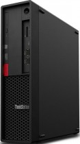Компьютер LENOVO ThinkStation P330 SFF i7 8700 (3.2)/8Gb/SSD256Gb/UHDG 630/DVDRW/CR/Windows 10 Professional 64/GbitEth/210W/клавиатура/мышь/черный (30C70008RU)