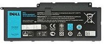 Аккумуляторная батарея DELL 3-cell 38W/HR Primary Lithinm-Ion Battery Compatible with Latitude 3150/3160 (451-BBLJ)