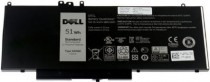 Аккумуляторная батарея DELL 4-cell 51W/HR Primary Lithinm-Ion Compatible with Latitude E5250/E5450/E5550 (451-BBLN)
