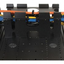 Кабельный органайзер TRIPPLITE SmartRack Roof-Mounted Cable Trough - Provides cable routing and power/data cable segregation (SRCABLETRAY)