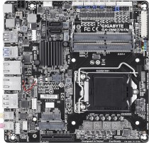 Материнская плата GIGABYTE Socket 1151 Q370 DDR4 Thin Mini-ITX (GA-IMB370TN)