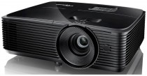 Проектор OPTOMA S343e DLP, 3D Ready, SVGA (800*600), 3800 ANSI Lm, 22000:1; 15000ч/ 12000ч/10000ч/ 6000ч (Eco+/Dynamic/Eco/bright);+/- 40 vertical; HDMI x1; VGA IN x1;Audio IN x1;Compositex1; Audio OUT x1; USB-A (power 1A);VGA out;RS232;10W; 27 dB; 3 kg, (E1P1A1UBE1Z1)