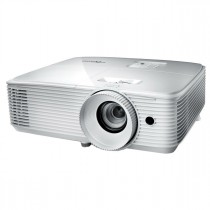Проектор OPTOMA EH335 Full 3D; DLP, Full HD(1920*1080),3600 ANSI Lm, 20000:1;TR=1.48-1.62:1; HDMI (1.4a) x2+MHL; VGA IN; Composite; AudioIN 3.5mm; VGA Out x1; AudioOUT 3.5mm; RJ45;RS232; USB A(Power 1.5A); 10W; 27 дБ; 2.93 kg; (E1P1A0PWE1Z1)