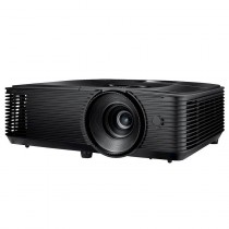 Проектор OPTOMA X343e Full 3D; DLP, XGA (1024*768), 3800 ANSI Lm, 22000:1;15000час./ECO+;TR 1.94 - 2.16:1; +/- 40 vert;HDMIv.1.4 x1;VGA x1; Composite RCA; AudioIN3.5 mm;VGA Out x1; AudioOUT 3.5mm;RS232;USB A 1A;10W; 27 dB; 3кг. (E1P1A1XBE1Z1)