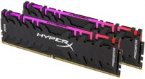 Память KINGSTON DDR4 16Gb KIT (8GbX2) 3600MHz HyperX PREDATOR RGB CL17 XMP (HX436C17PB4AK2/16)