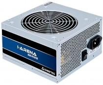 Блок питания CHIEFTEC IArena (ATX 2.3, 450W, >85 efficiency, Active PFC, 120mm fan) OEM (GPB-450S)