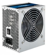 Блок питания CHIEFTEC IArena (ATX 2.3, 400W, >85 efficiency, Active PFC, 120mm fan) OEM (GPB-400S)