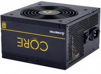 Блок питания CHIEFTEC Core (ATX 2.3, 700W, 80 PLUS GOLD, Active PFC, 120mm fan) Retail (BBS-700S)