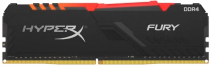 Память KINGSTON 8GB 3466MHz DDR4 CL16 DIMM 1Rx8 HyperX FURY RGB (HX434C16FB3A/8)