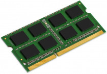 Память KINGSTON DDR3 4GB 1600MHz SODIMM Single Rank 1.5V (KCP316SS8/4)