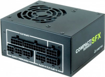 Блок питания CHIEFTEC Compact (ATX 2.3, 450W, SFX, Active PFC, 80mm fan, 80 PLUS GOLD, Full Cable Management) Retail (CSN-450C)