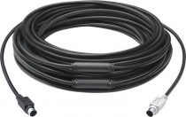 Кабель LOGITECH GROUP 10M EXTENDED CABLE - N/A - AMR - 10M MINI-DIN CABLE (939-001487)