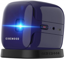 Проектор CINEMOOD Portable projector Storyteller violet 32GB 6 мес подписки IVI (CNMD0016VI)