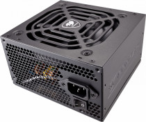 Блок питания COUGAR 400 Вт, чёрный, PCIe-1 шт, ATX v2.31, Active PFC, 120mm Fan, 80 Plus (VTC400)