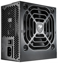 Блок питания COUGAR 450 Вт, чёрный, PCIe- 2шт, ATX v2.31, Active PFC, 120mm Fan, 80 Plus Bronze (VTX450)
