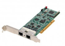 Сетевая карта CASWELL NIC-50020 PCI 2xCopper, 1GbE Bypass Intel I210AT (AI3-3408)