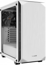 Корпус BE QUIET! PURE BASE 500 WINDOW WHITE midi-tower, ATX, tempered glass side panel 2x Pure Wings 2 140mm fans (BGW35)