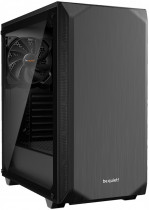 Корпус BE QUIET! PURE BASE 500 WINDOW BLACK midi-tower, ATX, tempered glass side panel 2x Pure Wings 2 140mm fans (BGW34)