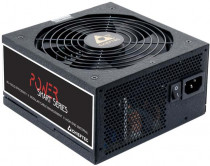 Блок питания CHIEFTEC Power Smart (ATX 2.3, 550W, 80 PLUS GOLD, Active PFC, 140mm fan, Cable Management) Retail (GPS-550C)