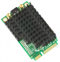 Wi-Fi адаптер MIKROTIK 802.11a/c High Power miniPCI-e card with MMCX connectors (R11e-5HacD)