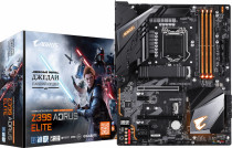 Материнская плата GIGABYTE Socket 1151 Z390 DDR4 ATX Star Wars Edition (Z390 AORUS ELITE (STAR WARS))