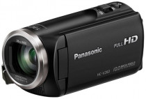 Видеокамера PANASONIC FULL HD, SD , чёрный (HC-V260EE-K)