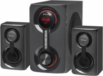 Акустическая система DEFENDER 2.1 система Tornado 60Вт, Bluetooth, FM/MP3/SD/USB (65592)
