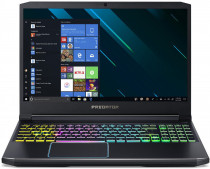 Ноутбук ACER Helios 300 PH315-52-701C Core i7 9750H/16Gb/1Tb/SSD256Gb/nVidia GeForce GTX 1660 Ti 6Gb/15.6