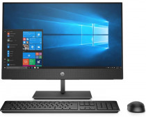 Моноблок HP Intel Core i7 9700T, 2000 МГц, 8 Гб, 1000 Гб, Intel UHD Graphics 630, DVD-RW, Wi-Fi, Bluetooth, DOS, 23.8