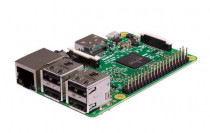 Микрокомпьютер RASPBERRY PI 3 Model B (, E14 version) Retail, 1GB RAM, Quad Core 1.2GHz Broadcom BCM2837 64bit CPU, WiFi, Bluetooth, 40-pin extended GPIO, 4x USB 2.0, HDMI, CSI camera port, DSI display port, Micro SD port (Support Raspbian and WIN10 IOT) (RA432)