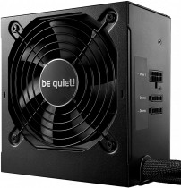 Блок питания BE QUIET! SYSTEM POWER 9 400W CM ATX 2.4, active PFC, 80 PLUS Bronze, 120mm fan, modular c.m. (BN300)