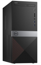 Компьютер DELL Vostro 3670 MT Core i5-9400 (2,9GHz) 8GB (1x8GB) DDR4 1TB (7200 rpm) Intel UHD 630 MCR Linux 1y NBD (3670-5444)