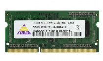 Память NEO FORZA SO-DIMM DDR3 2GB 1600MHz PC12800 CL11 1.35V Retail (NMSO320C81-1600DA10)