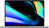 Ноутбук APPLE 16-inch MacBook Pro with Touch Bar: 2.6GHz 6-core Intel Core i7 (TB up to 4.5GHz)/16GB/512GB SSD/AMD Radeon Pro 5300M with 4GB of GDDR6 - Silver (MVVL2RU/A)