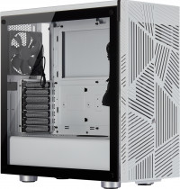 Корпус CORSAIR 275R Airflow Tempered Glass Mid-Tower Gaming Case White (CC-9011182-WW)
