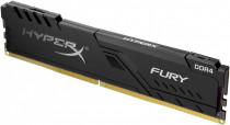 Память KINGSTON 16GB 3733MHz DDR4 CL19 DIMM HyperX FURY Black (HX437C19FB3/16)