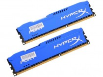 Память KINGSTON 16GB PC14900 DDR3/KIT2 (HX318C10FK2/16)