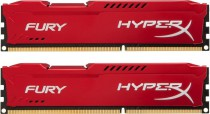 Память KINGSTON 16GB PC14900 DDR3/KIT2 (HX318C10FRK2/16)