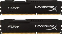 Память KINGSTON 8GB PC12800 DDR3/KIT2 (HX316C10FBK2/8)