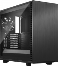 Корпус FRACTAL DESIGN DEFINE 7 GRAY - TG mid tower E-ATX tempered glass 3x140mm fans inc. (FD-C-DEF7A-08)