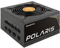 Блок питания CHIEFTEC Polaris (ATX 2.4, 550W, 80 PLUS GOLD, Active PFC, 120mm fan, Full Cable Management) Retail (PPS-550FC)