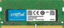 Память CRUCIAL SO-DIMM DDR 4 DIMM 16Gb PC25600, 3200Mhz, retail (CT16G4SFD832A)