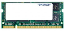 Память PATRIOT MEMORY SO-DIMM DDR 4 DIMM 8Gb PC21300, 2666Mhz, PATRIOT Signature retail (PSD48G266682S)