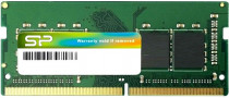 Память SILICON POWER SO-DIMM DDR4 8GB 2666МГц CL19 1Gx8 SR (SP008GBSFU266B02)