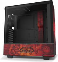 Корпус NZXT World of Warcraft - WoW Horde limited edition (CA-H510B-WH)