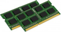 Память KINGSTON 16GB 1600MHz DDR3 Non-ECC CL11 SODIMM (Kit of 2) (KVR16S11K2/16)