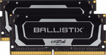 Память CRUCIAL 32GB PC25600 DDR4 SO KIT2 (BL2K16G32C16S4B)