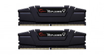Память G.SKILL DDR4 RIPJAWS V 16GB (2x8GB kit) 3600MHz CL18 1.35V CLASSIC BLACK (F4-3600C18D-16GVK)