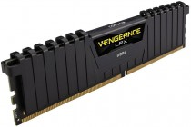 Память CORSAIR DDR4 4Gb 2400MHz RTL PC4-19200 CL16 DIMM 288-pin 1.2В (CMK4GX4M1A2400C16)