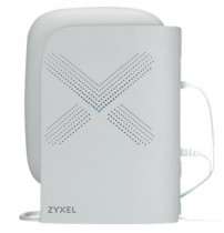 Mesh система ZYXEL Mesh Wi-Fi маршрутизатор Multy Plus (WSQ60), AC3000, AC Wave2, MU-MIMO, 802.11a/b/g/n/ac (300+866+1733 Мбит/с), 9 антенн, 1xWAN GE, 3xLAN GE, USB 2.0, BLE 4.1, Captive Portail, 1 год подписки AiShield (Malware, Ransomware, AV, AS, Anti-phishing, IPS/IDP, Safe Browsing, CF, App Patrol, Access Control), поддержка Amazon Alexa (без поддержки L2TP) (WSQ60-EU0101F)